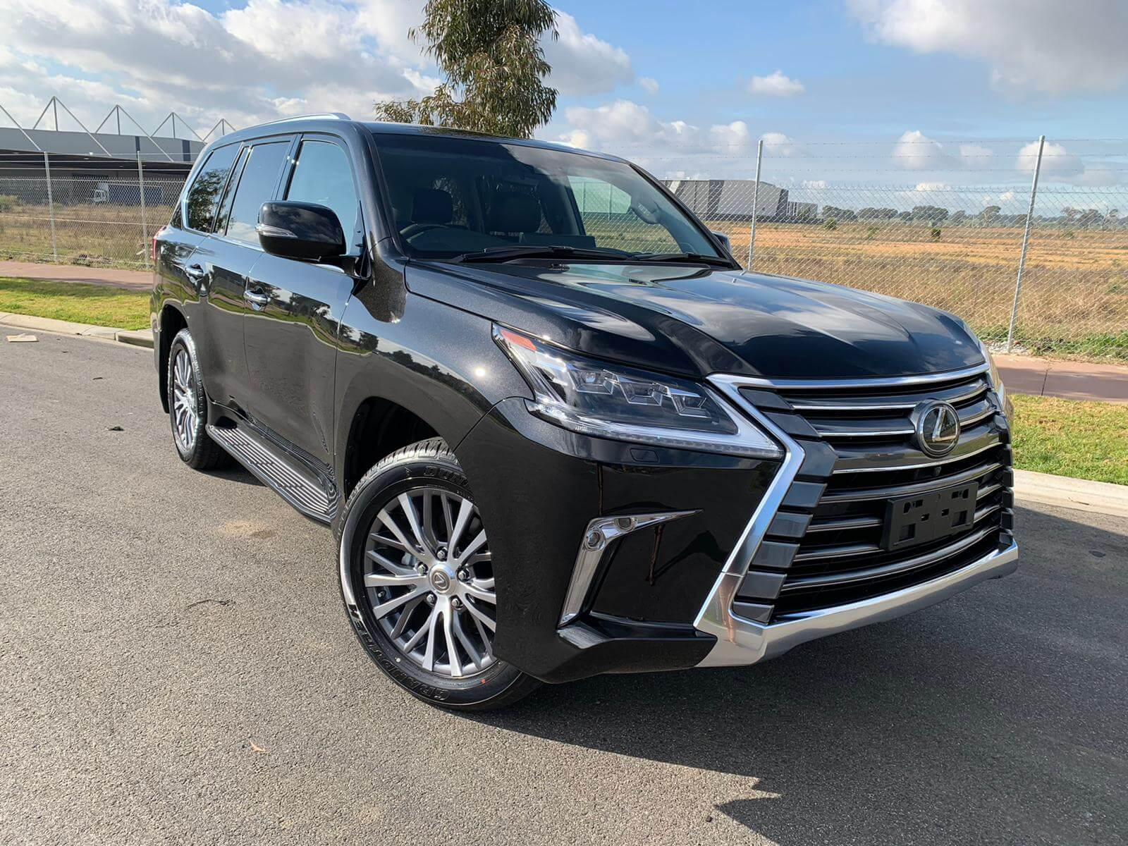 Brand New 2020 Lexus Lx450d Black Color Black Leather V8 Turbo Diesel Suv A T Gsat Jp